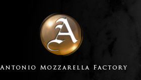 Antonio Mozzarella Factory logo